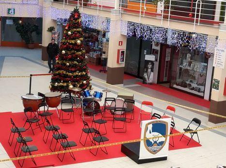 La Navidad comienza en el Centro Comercial La Tortuga