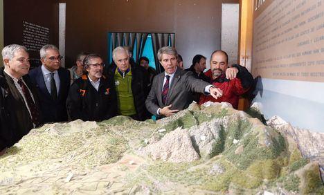 La Comunidad anuncia cuatro proyectos medioambientales en el Parque Nacional