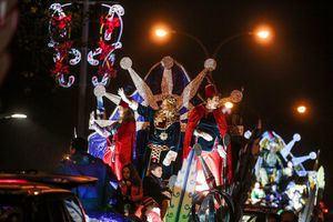 Los Reyes Magos llegan al Noroeste cargados de regalos y caramelos