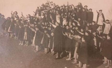 Historias de Torrelodones: las niñas del Colegio Varela