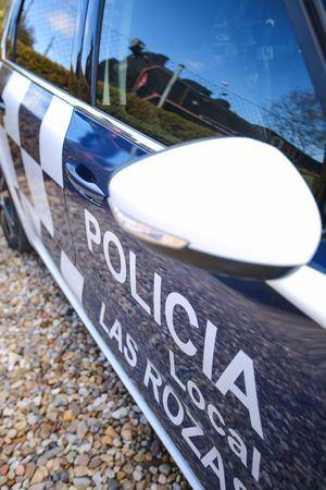 Nuevos vehículos para el SAMER y la Policía local de Las Rozas