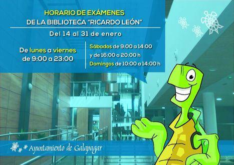 La Biblioteca Ricardo León amplía horarios para los exámenes