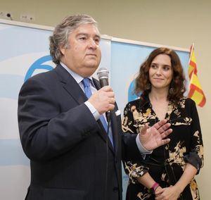 El PP celebra la elección de Díaz Ayuso como candidata a la Comunidad