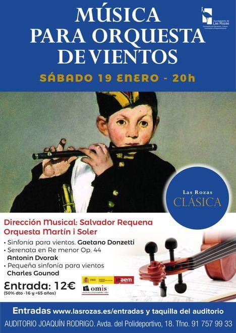 Las Rozas Clásica comienza una nueva edición este sábado en el Auditorio