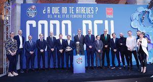 Sorteados los emparejamientos para la Copa del Rey de Baloncesto 2019
