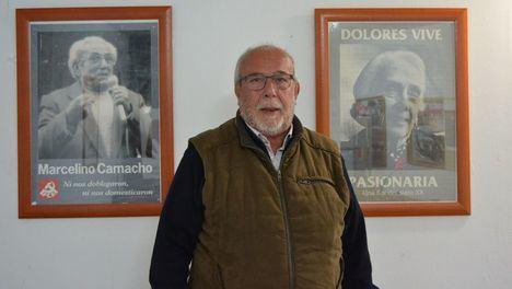 José Ramón Mendoza, de IU, anuncia que se retira de la política