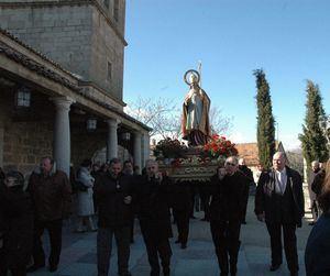 Este fin de semana se festeja a San Blas en el Casco Antiguo de Collado Villalba