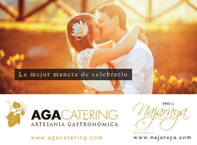 Servicios gastronómicos de alta gama con Aga Catering