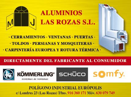 Aluminios Las Rozas, los mejores cerramientos del mercado