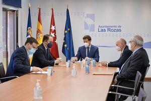 El Partido Popular y Ciudadanos llegan a un acuerdo para sacar adelante los Presupuestos de 2021 de Las Rozas
