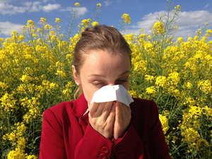 La Comunidad informa por SMS sobre los niveles de polen que más afectan a los alérgicos en primavera
