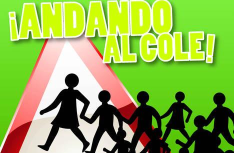 Colmenarejo pone en marcha la iniciativa ¡Andando al Cole!