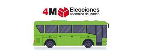 El pabellón del IES Francisco Ayala será el colegio electoral para el 4 de mayo en Hoyo de Manzanares