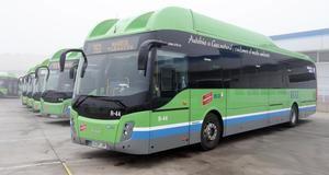 La Comunidad refuerza las conexiones de autobuses interurbanos en Guadarrama y Boadilla