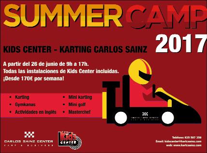 Un campamento de verano sobre ruedas