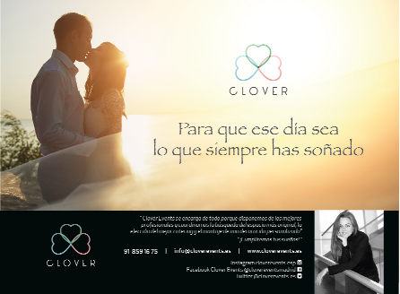 CLOVER: Eventos exclusivos y originales