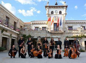 La Camerata Da Vinci de Hoyo de Manzanares: juventud y talento a raudales