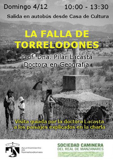 Los paisajes de la falla de Torrelodones