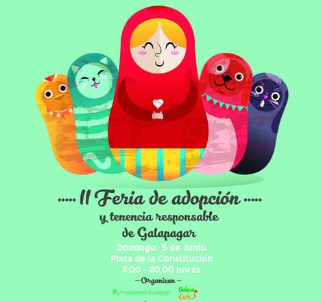 II Feria de la adopción y tenencia responsable de animales