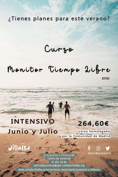 El Centro de Juventud de Collado Villalba propone un curso de monitor de ocio y tiempo libre