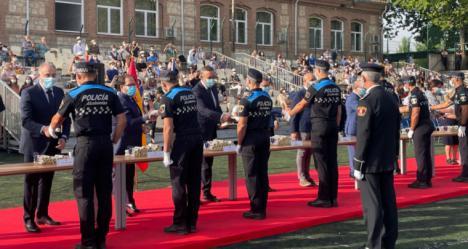 Finaliza en el FISE la formación de 438 aspirantes y agentes de Policía Local