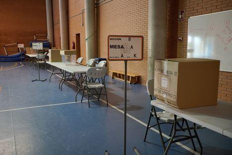 El Ayuntamiento de Las Rozas colabora en la organización de una jornada electoral segura el 4M