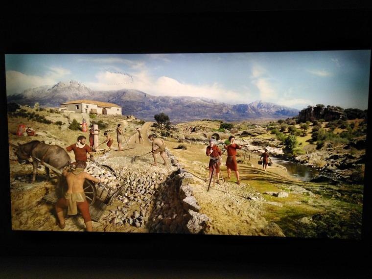 El yacimiento romano estrena Centro de Interpretación