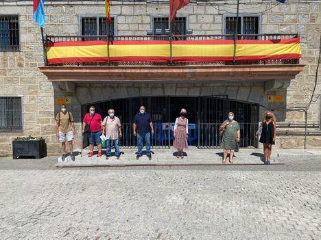 Moción de censura de toda la oposición contra la alcaldesa de Colmenarejo, Miriam Polo
