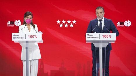 Tranquilidad y colas para votar en las primeras horas de las elecciones autonómicas, que registraban a las 13.00 horas una participación del 28,44 por ciento
