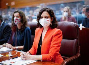 Arranca la XII Legislatura con la constitución de la Asamblea de Madrid, que presidirá Eugenia Carballedo