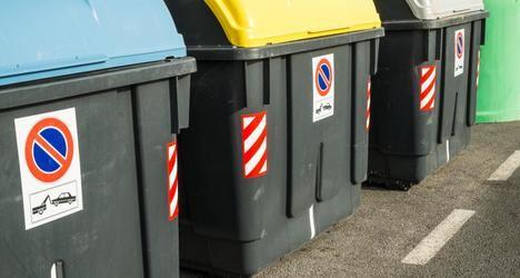 Los madrileños incrementaron la recogida selectiva de envases domésticos en 2020