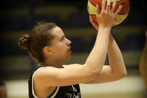 Cristina Fidalgo, del Baloncesto Torrelodones, convocada por la Selección Española U18
