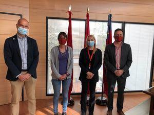 Moralzarzal firma un convenio con Cruz Roja para la realización de diversos programas