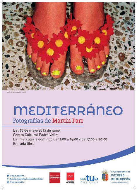 'Mediterráneo', de Martin Parr, en el Centro Cultural Padre Vallet de Pozuelo hasta el 13 de junio