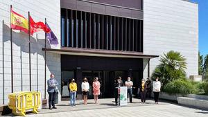 Galapagar recuerda a Miguel Ángel Blanco en el XXIV aniversario de su asesinato