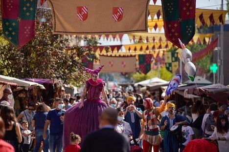 Último fin de semana de actividades con motivo de la festividad de San Miguel en Las Rozas