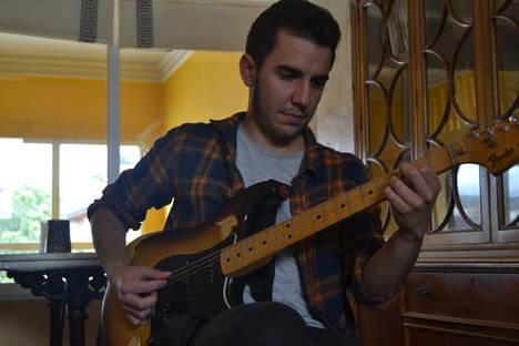 Nacho Mur: la madurez musical a los 27 años