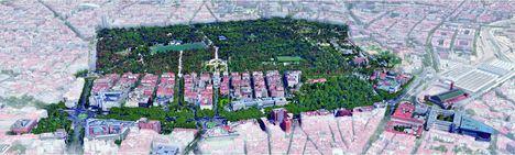 El eje formado por el Paseo del Prado y el Retiro entra en la lista de Patrimonio Mundial de la UNESCO