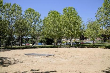 Boadilla creará en el parque Alejandro de la Sota dos áreas de juego de temática marinera