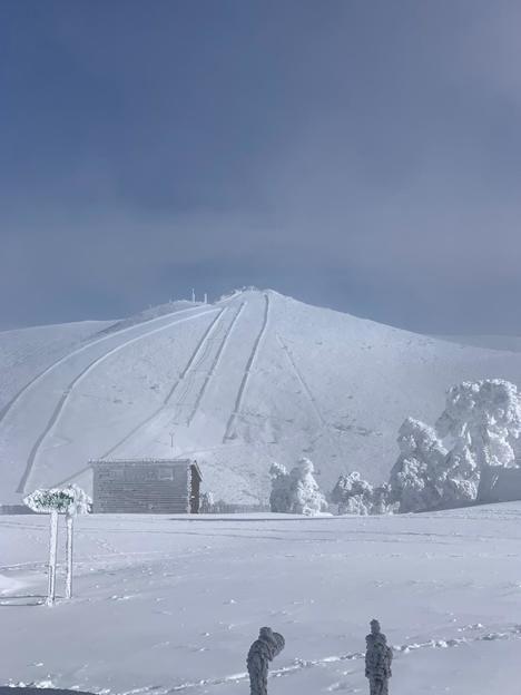 La Estación de Esquí del Puerto de Navacerrada cierra la que podría ser su última temporada