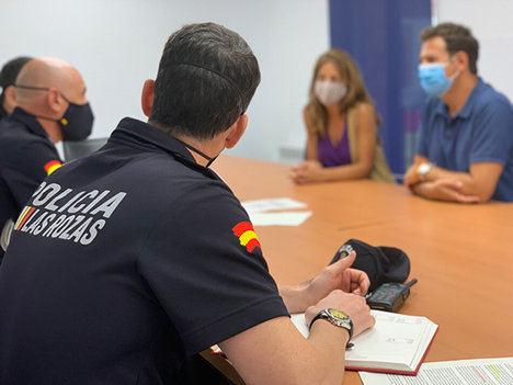Las Rozas interpone 1.295 denuncias desde el inicio de la crisis sanitaria