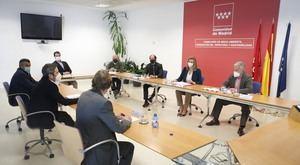 La Comunidad de Madrid lamenta el cierre unilateral de las pistas de esquí del Puerto de Navacerrada