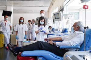 La Comunidad recuerda a los madrileños la necesidad de donar sangre también en verano