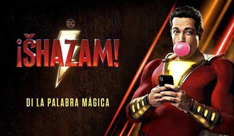 'Shazam', propuesta del autocine de verano de Alpedrete