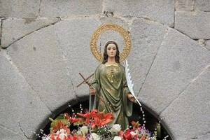 Alpedrete cancela por segundo año consecutivo sus fiestas patronales en honor a Santa Quiteria