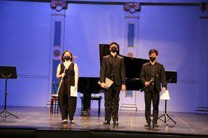 El Trío Lachangriff gana el I Concurso de Música de Cámara de San Lorenzo de El Escorial 'Giuseppe Mancini'