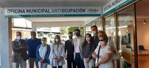 Collado Villalba abre una Oficina Municipal Antiocupación