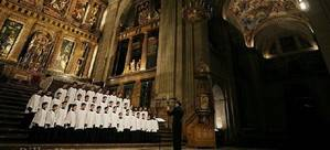 La Escolanía de San Lorenzo de El Escorial busca nuevas voces