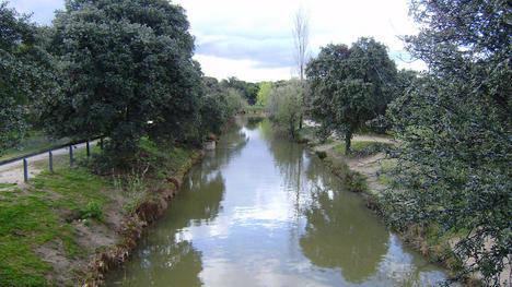 EL Colegio Balder redescubre el canal de Guadarrama del siglo XVII