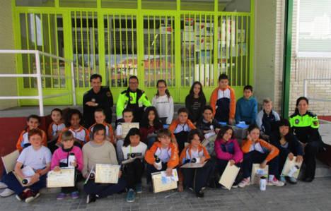 Nueva edición del programa de educación vial en El Escorial
